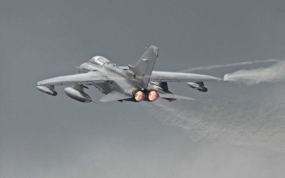aircraft Panavia Tornado fighter jet Tornado gr4 wallpaper