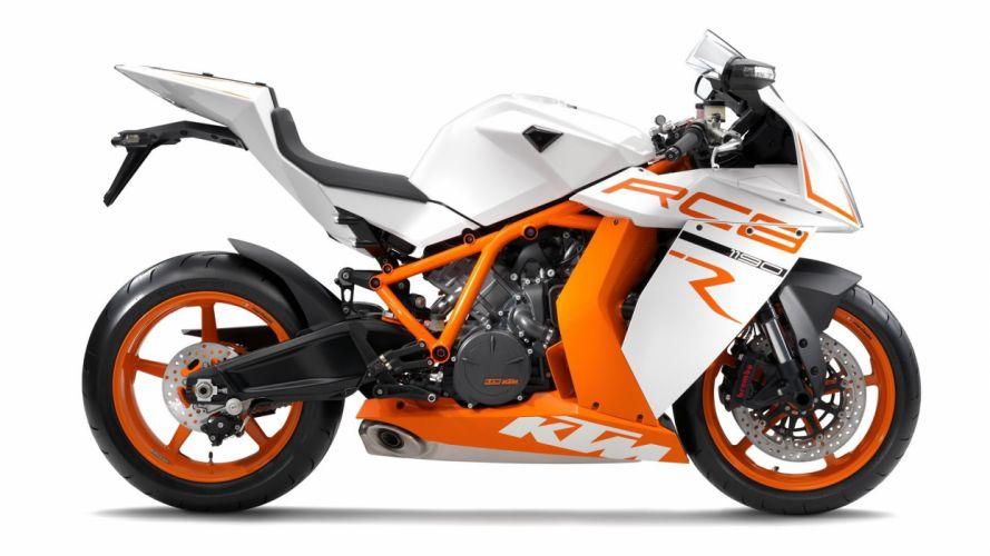 KTM RC8 motorbikes KTM RC8 1190 wallpaper