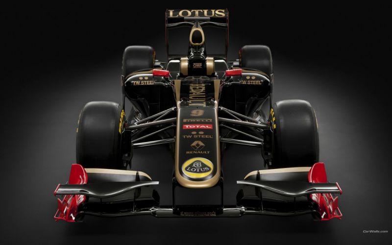 cars Lotus Renault GP wallpaper