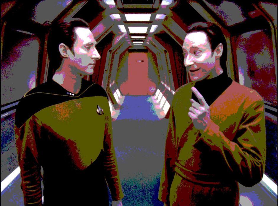NEXT GENERATION Star Trek sci-fi adventure action television futuristic series drama (34) wallpaper