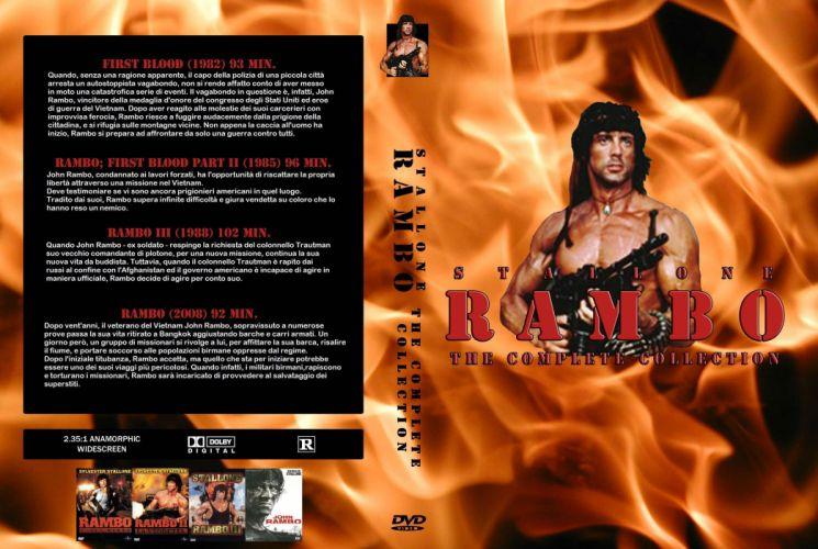RAMBO action adventure drama movie film warrior (5) wallpaper