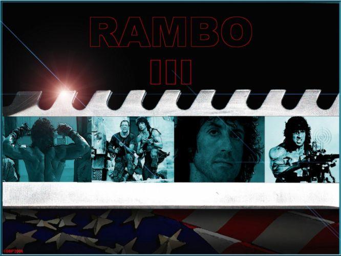 RAMBO action adventure drama movie film warrior (15) wallpaper