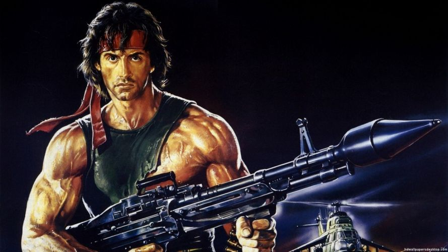 RAMBO action adventure drama movie film warrior (16) wallpaper