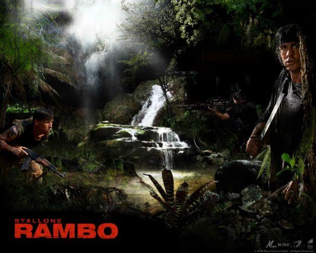 RAMBO action adventure drama movie film warrior (31) wallpaper
