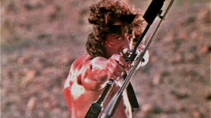 RAMBO action adventure drama movie film warrior (36) wallpaper