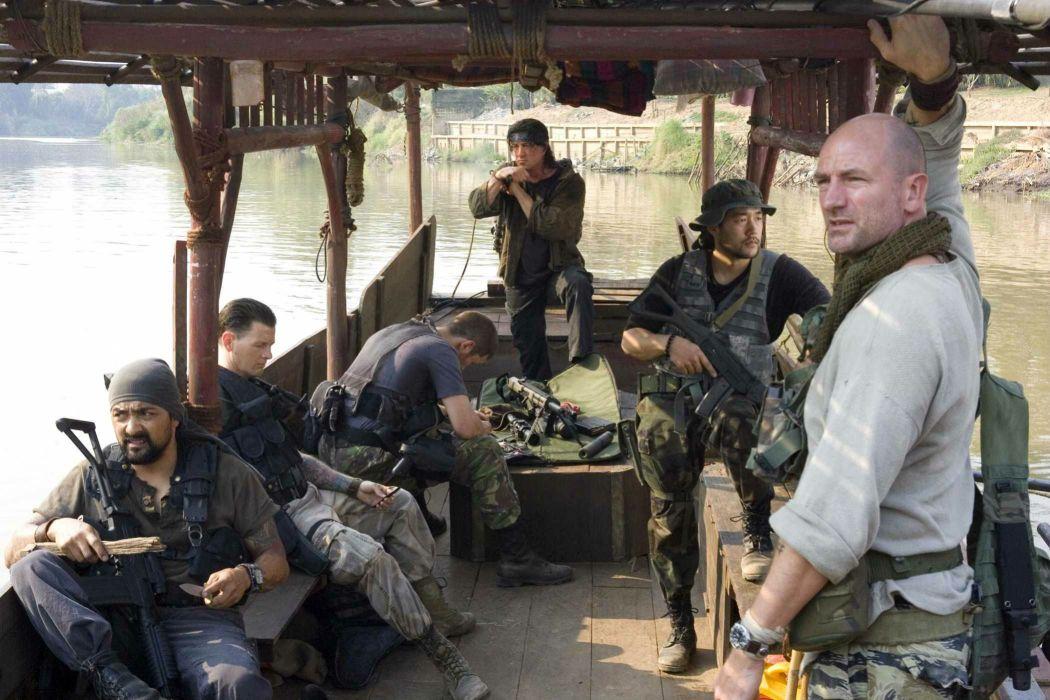 RAMBO action adventure drama movie film warrior (42) wallpaper