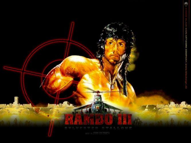 RAMBO action adventure drama movie film warrior (53) wallpaper