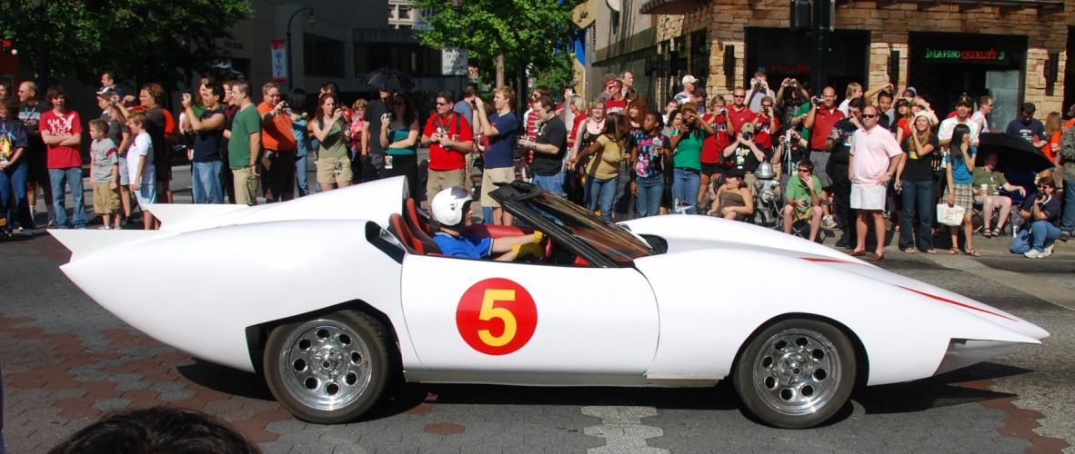 SPEED RACER action family sport race cartoon race racing (24) wallpaper