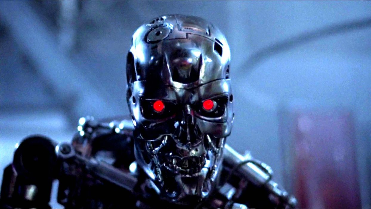 TERMINATOR sci-fi action movie film (5) wallpaper