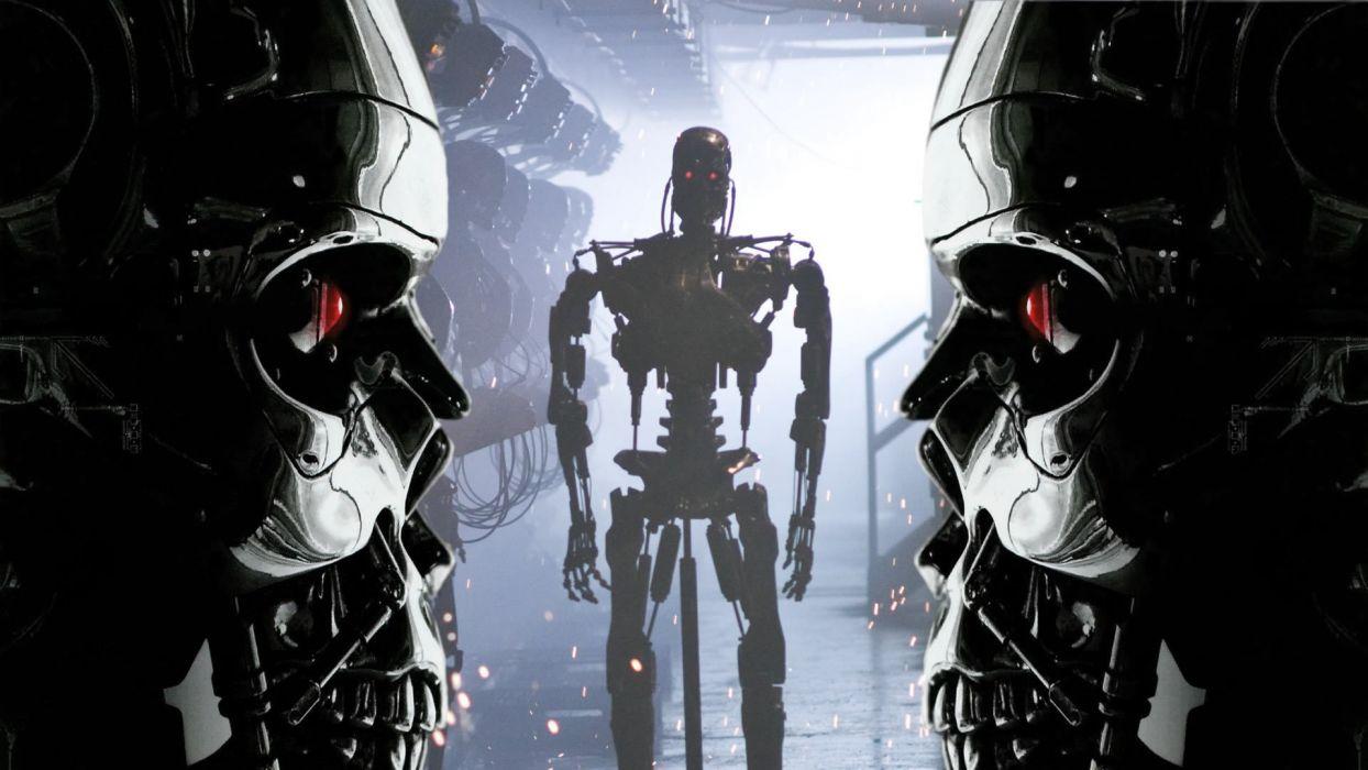 TERMINATOR sci-fi action movie film (13) wallpaper