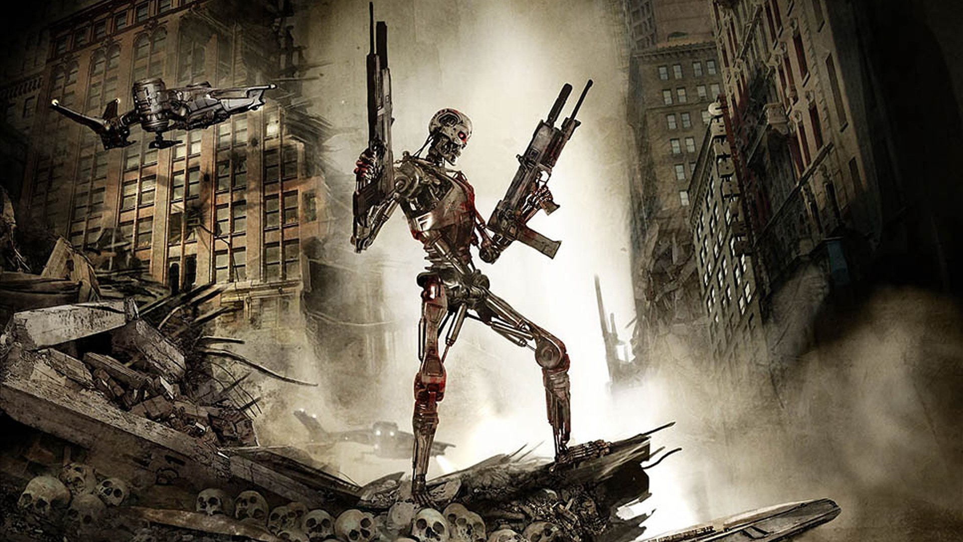 steampunk action wallpapers - photo #47