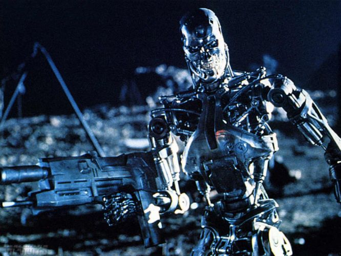 TERMINATOR sci-fi action movie film (81) wallpaper