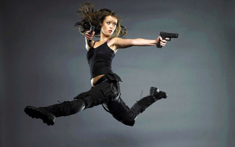 TERMINATOR sci-fi action movie film (85) wallpaper