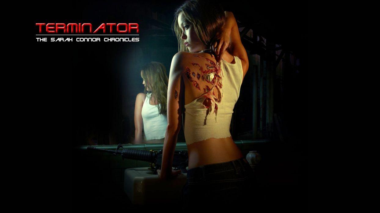 TERMINATOR sci-fi action movie film (102) wallpaper