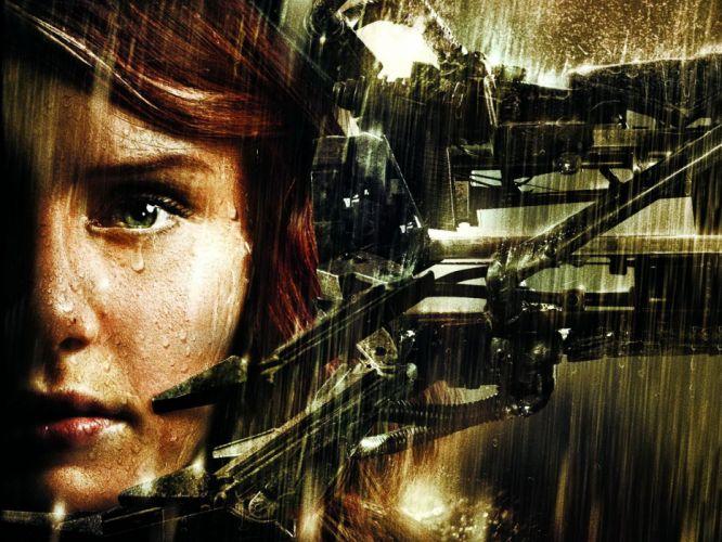 TERMINATOR sci-fi action movie film (107) wallpaper