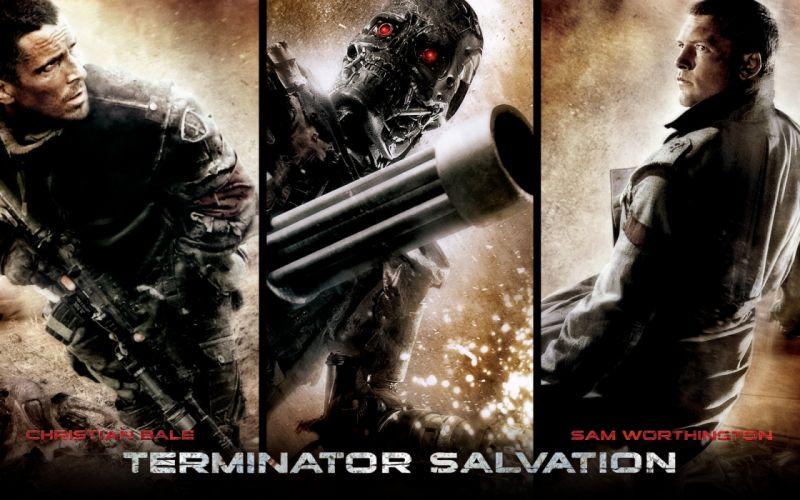 TERMINATOR sci-fi action movie film (119) wallpaper