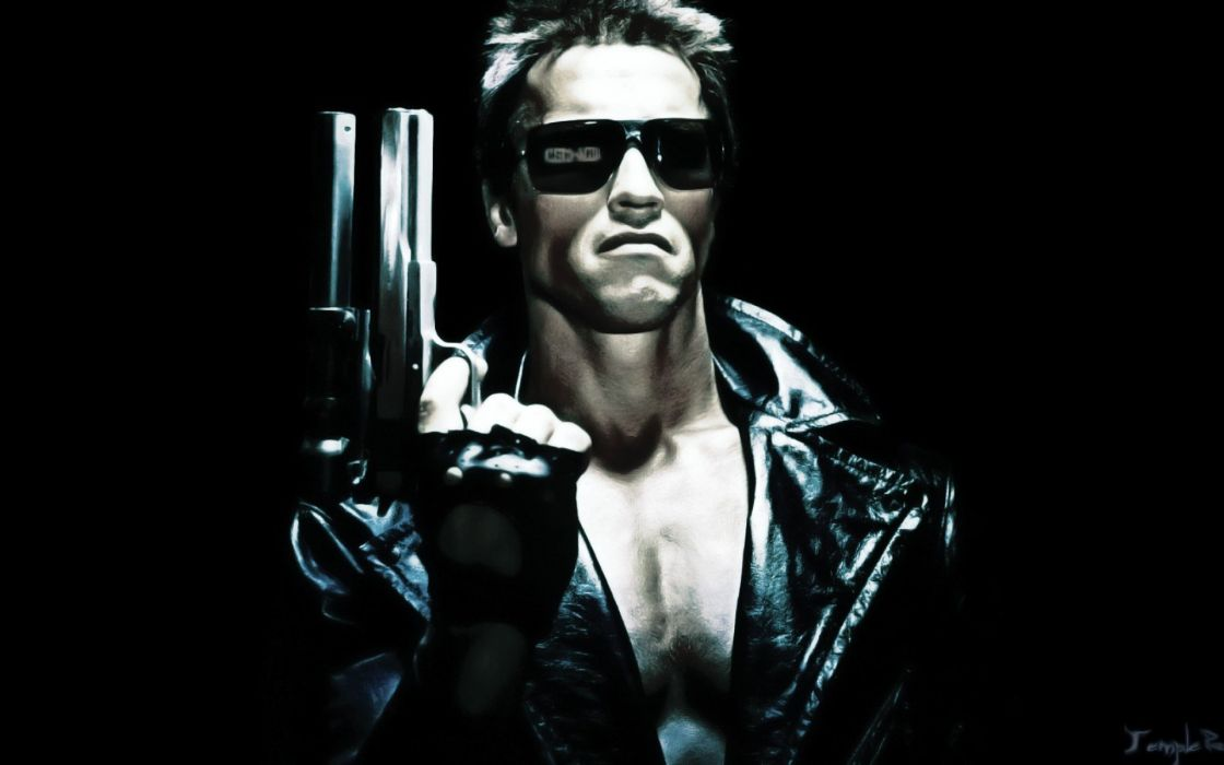 TERMINATOR sci-fi action movie film (121) wallpaper