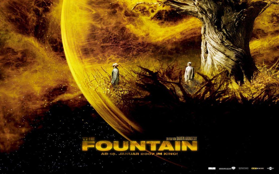 THE FOUNTAIN drama romance sci-fi fantasy movie film (18) wallpaper