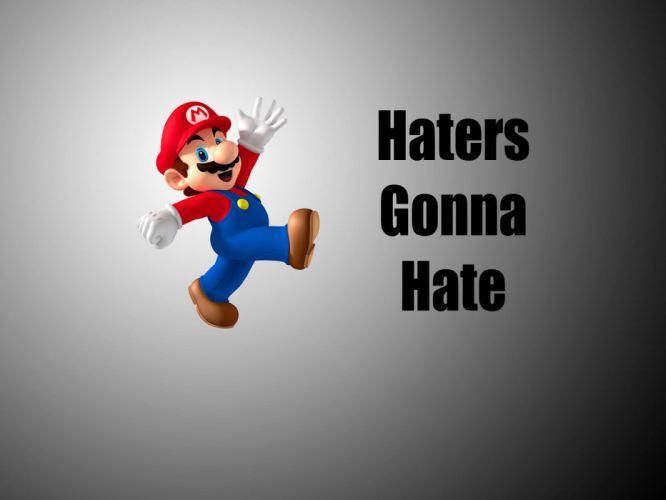 Mario funny wallpaper