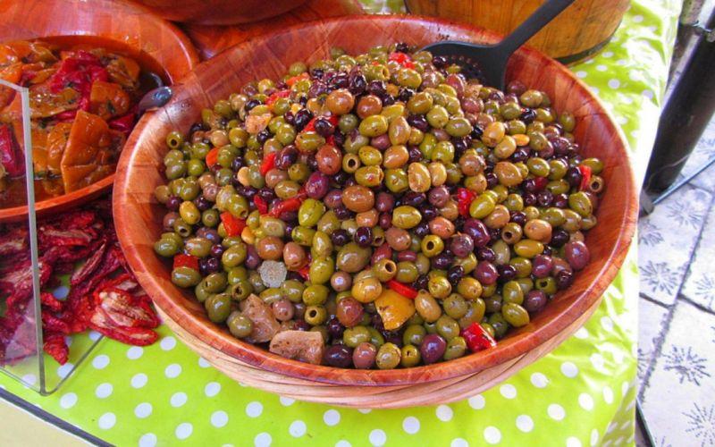 food olives wallpaper