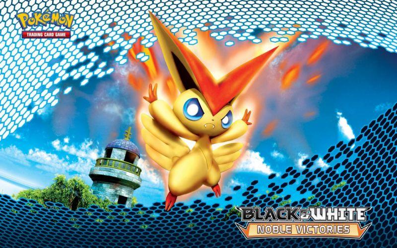 Pokemon Victini wallpaper
