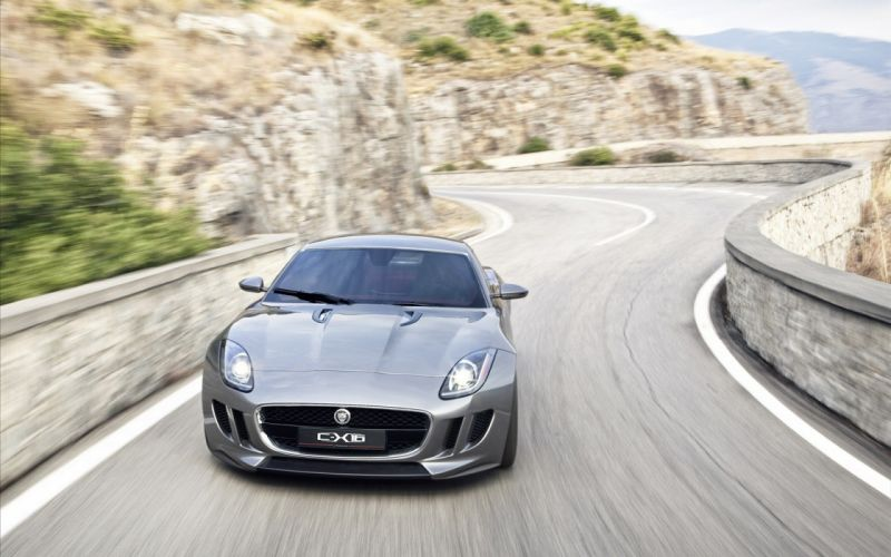 cars Jaguar C-X16 Concept wallpaper