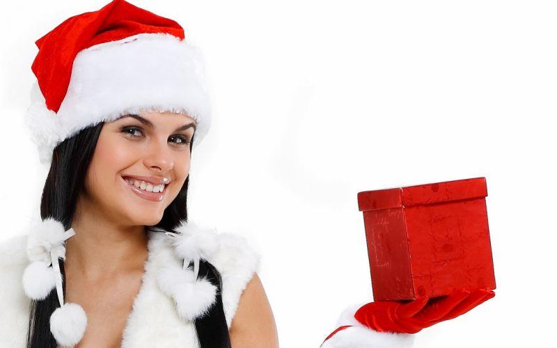 Santa Claus New Year wallpaper