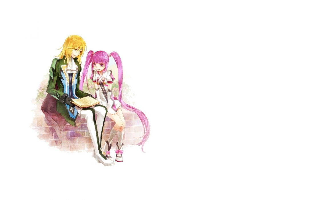 simple background Tales of Graces wallpaper