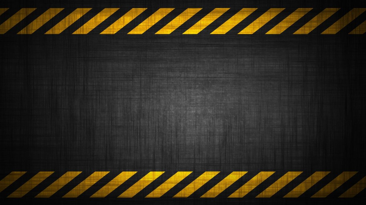 grunge warning industrial plants danger stripes industrial design under construction wallpaper