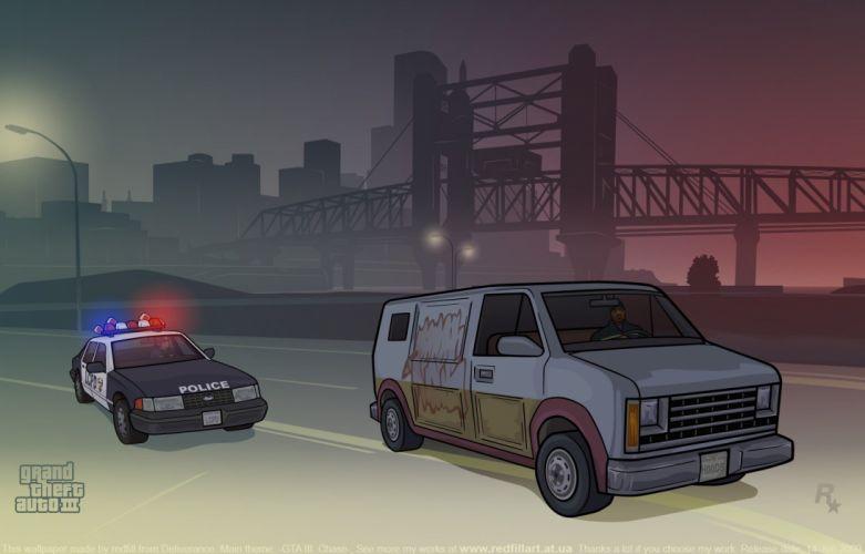 Grand Theft Auto Grand Theft Auto III wallpaper