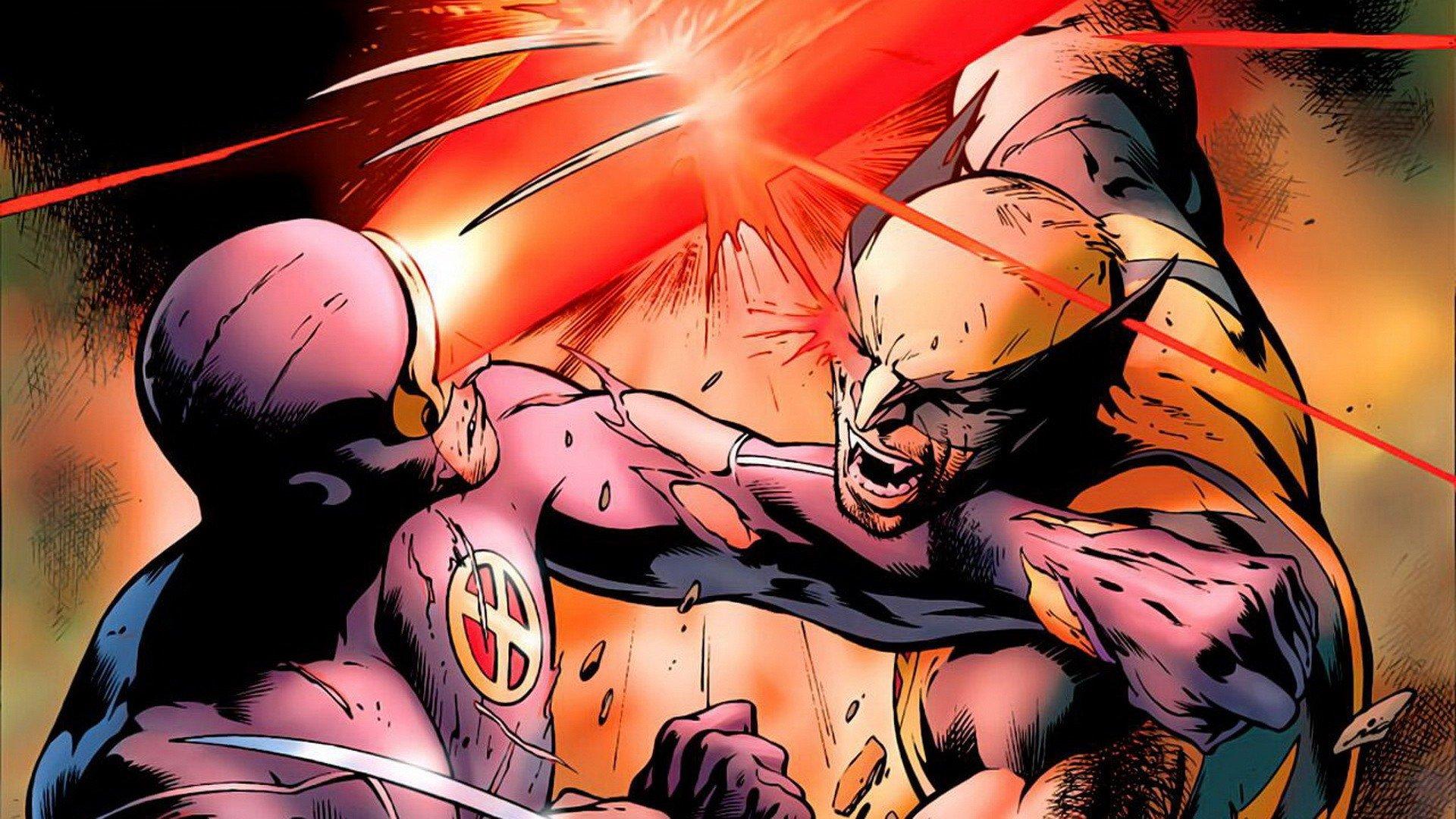 Xmen hentai sex comic wolverine cyclops