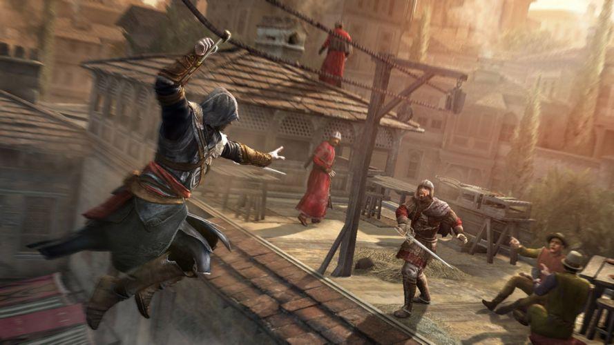 video games Assassins Creed Revelations wallpaper
