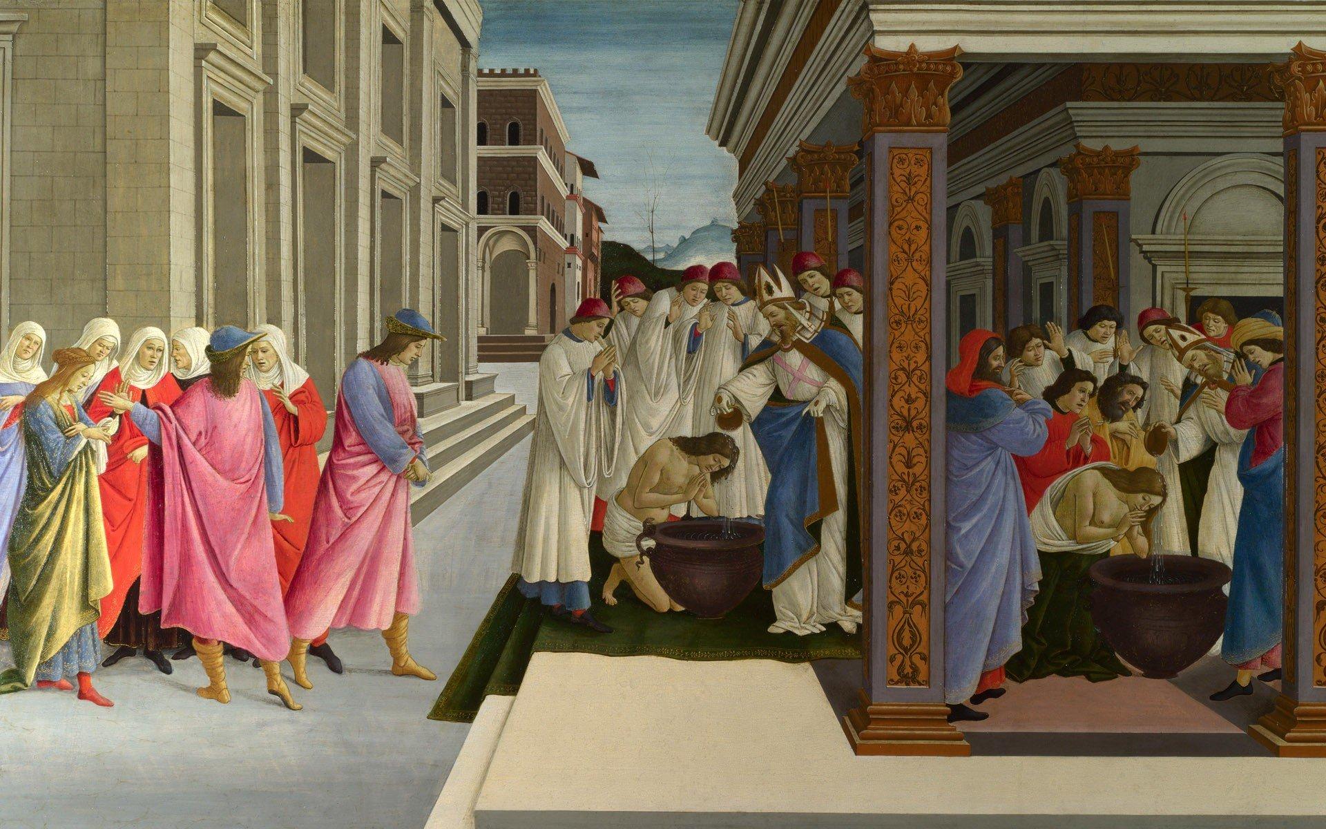 Renaissance Painting Wallpaper Paintings Renaissance