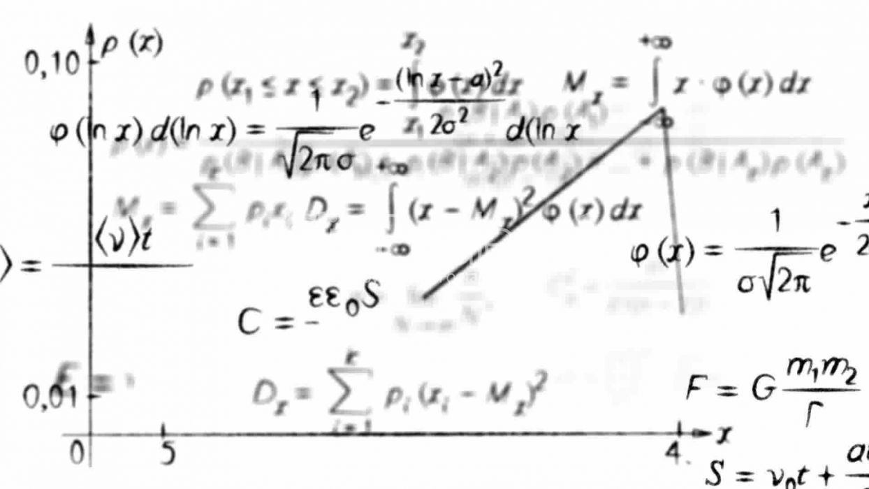 black and white physics numbers formulas upscaled wallpaper