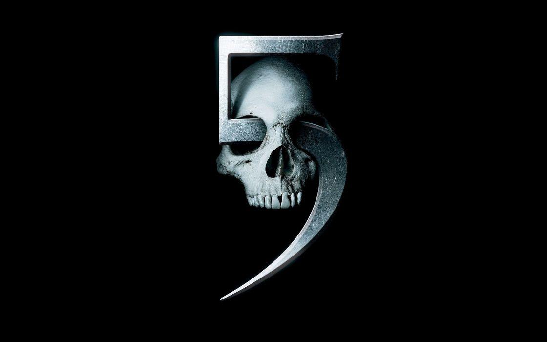 skulls movies Final Destination wallpaper