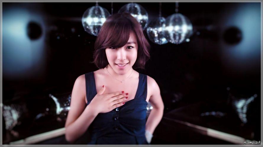 Girls Generation SNSD Tiffany Hwang wallpaper