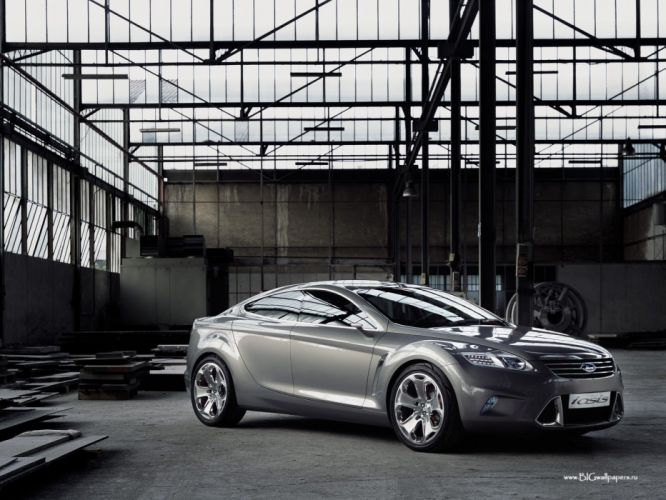 cars vehicles Ford Reflex wallpaper
