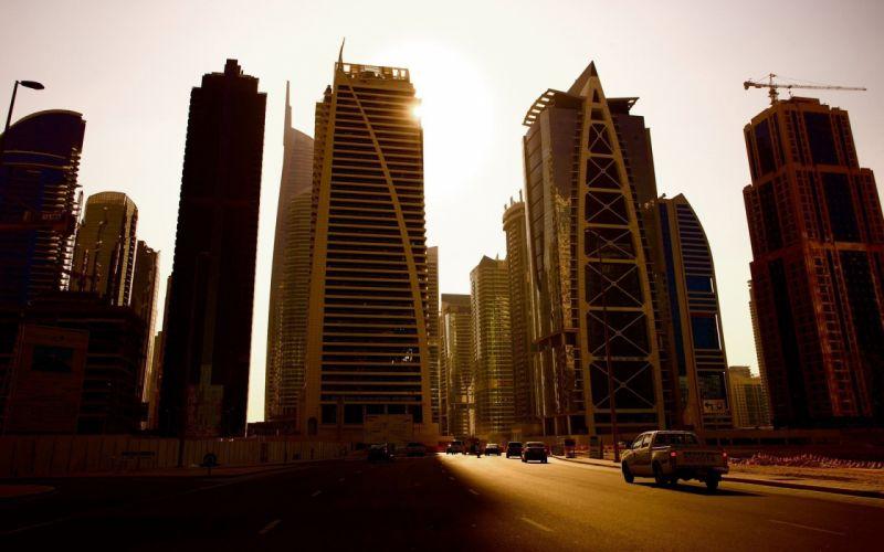 Dubai cities wallpaper