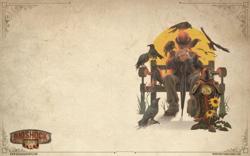 BioShock Bioshock Infinite wallpaper