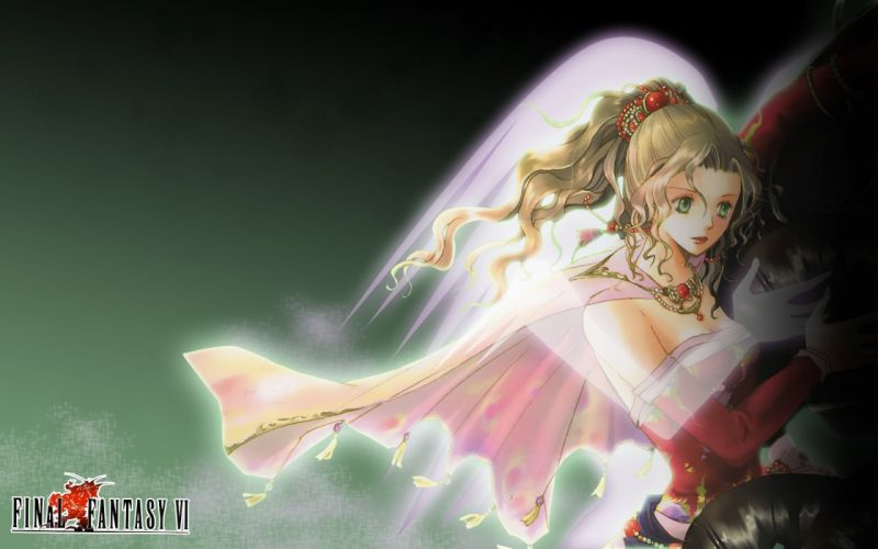 Square Enix Terra Final Fantasy VI wallpaper