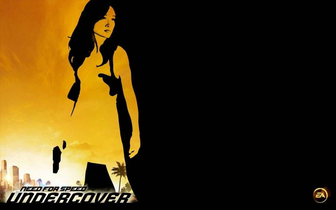 Need For Speed Undercover games wallpaper