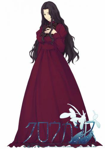 anime simple background Innocent Grey Caucasus wallpaper