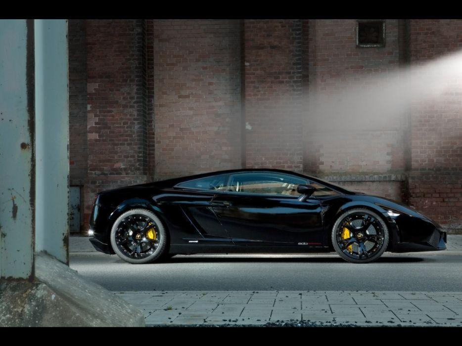 cars Lamborghini Gallardo Edo Competition wallpaper
