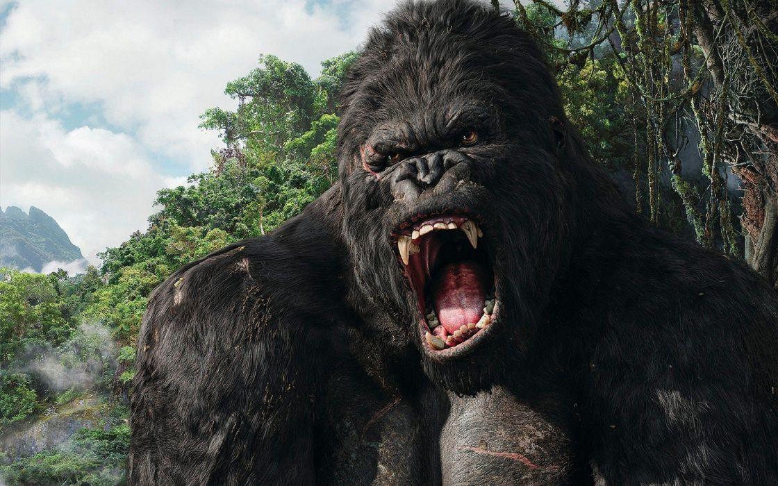 movies King Kong wallpaper