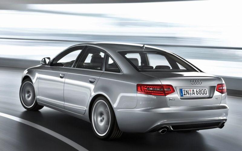 cars Audi A6 German cars wallpaper