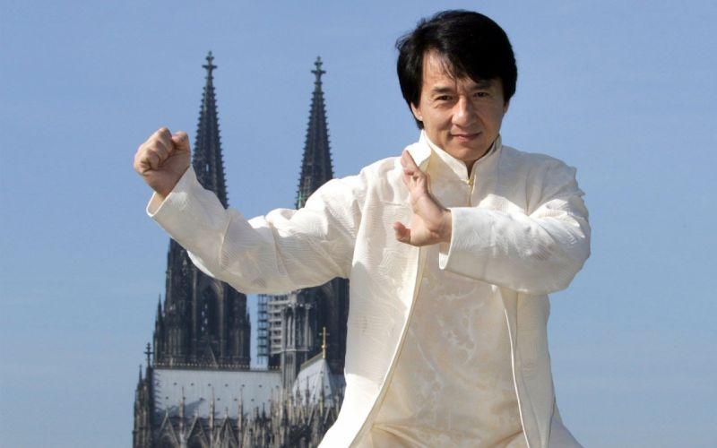 Asians Jackie Chan Kung Fu wallpaper