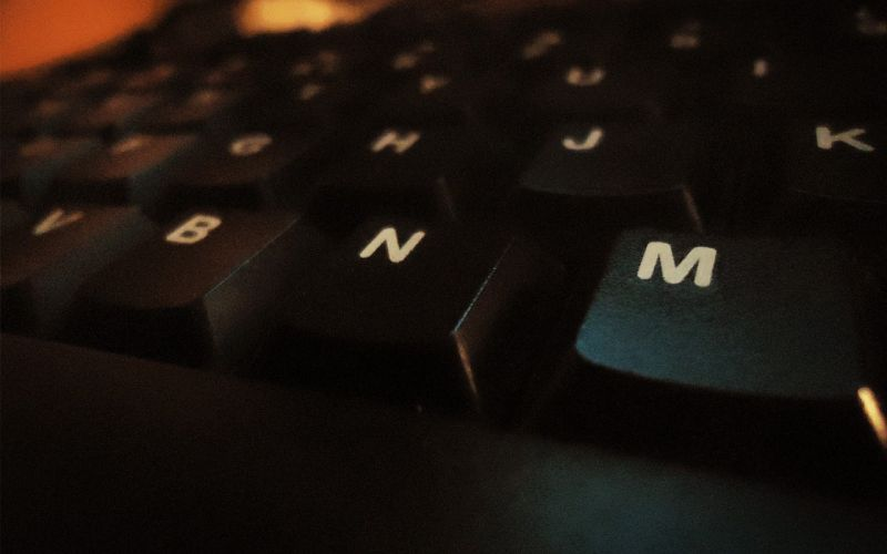 close-up computers keyboards wallpaper