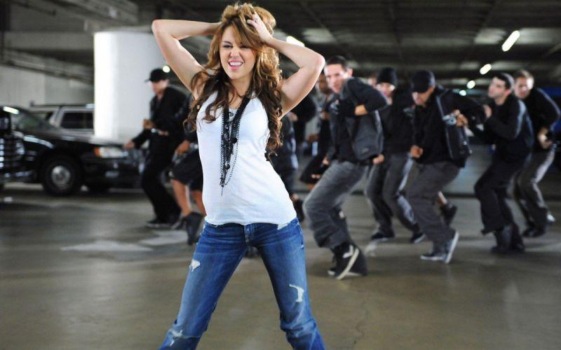 Miley Cyrus celebrity Hannah Montana wallpaper