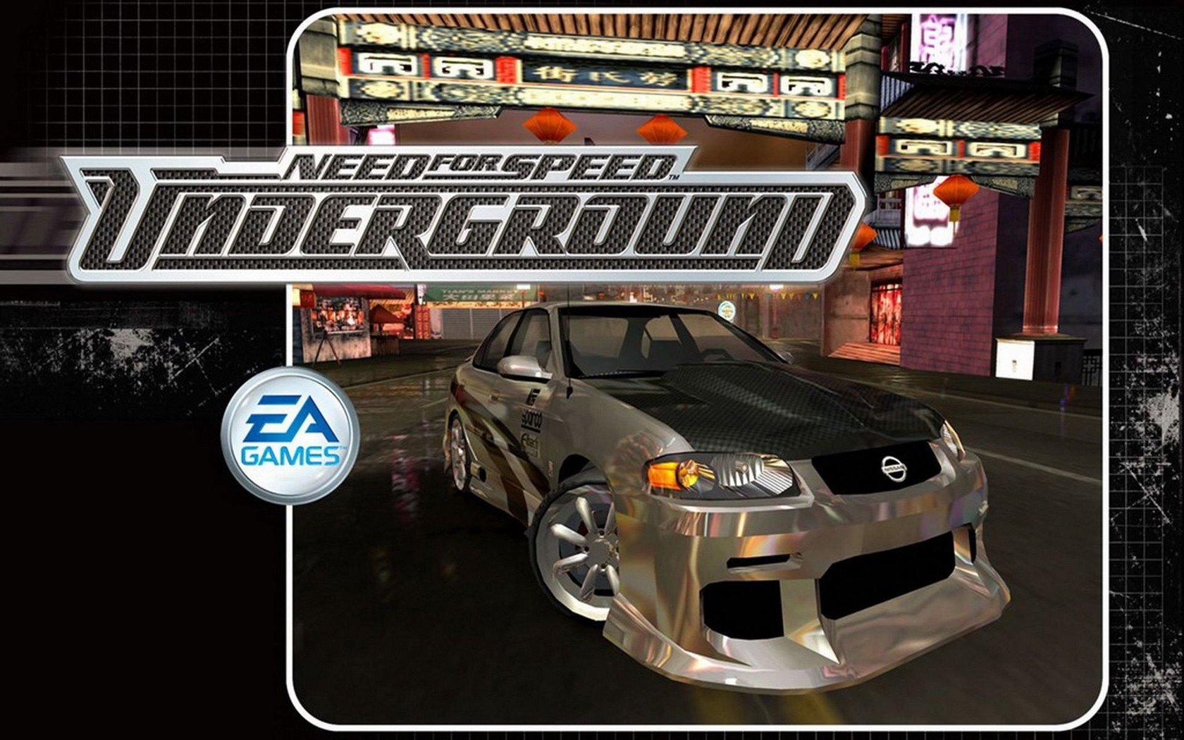 Video Games Cars Need For Speed Underground Games Nissan Sentra Pc