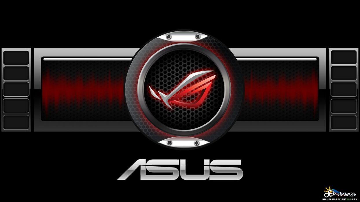 Asus ROG wallpaper